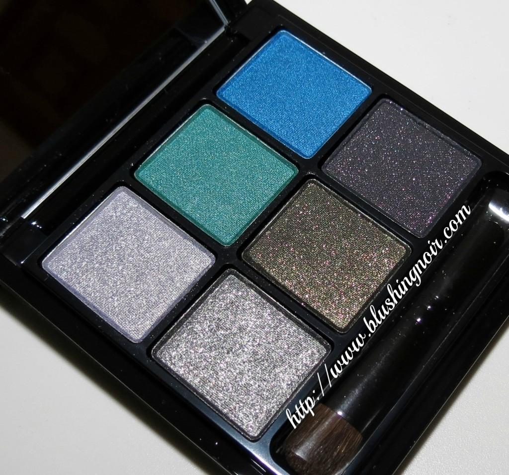 MAC Antonio Lopez 6 Eyes Palette Teal
