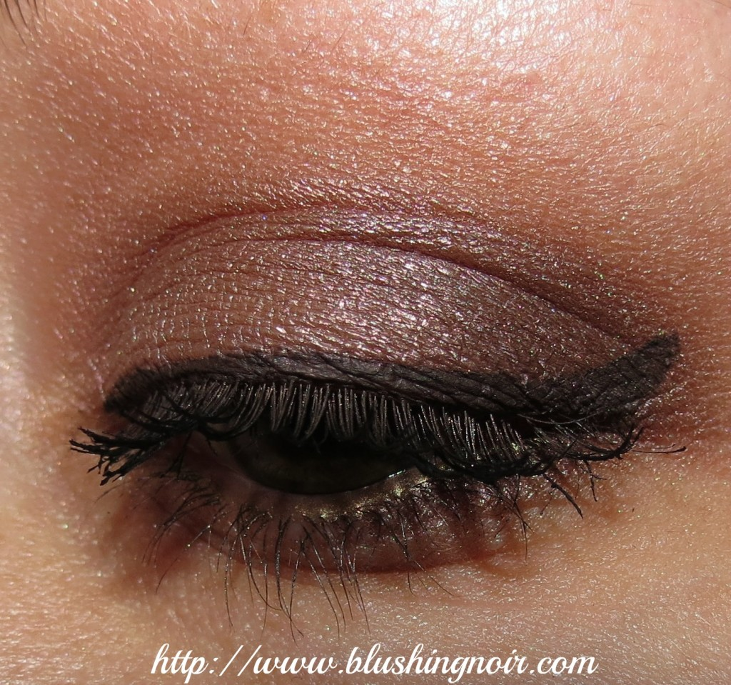 Urban Decay Naked 3 Palette EOTD