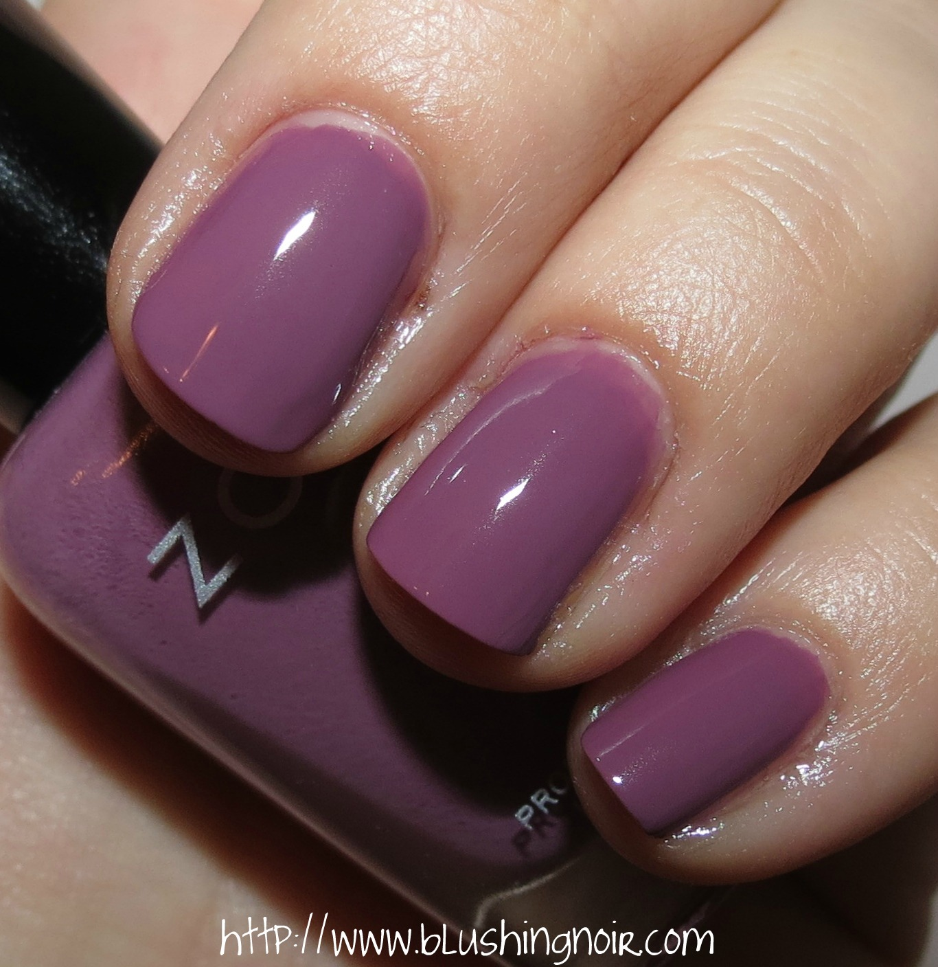 Zoya Odette. Just arrived in the mail today. I don't have good ...