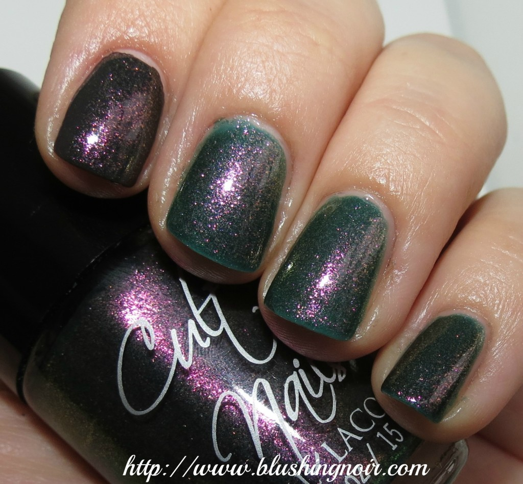 cult nails masquerade swatches 2