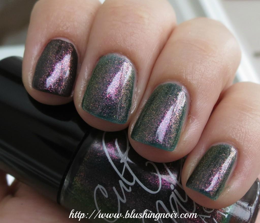 cult nails masquerade swatches shade