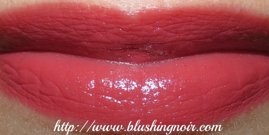 em cosmetics Be Mine Lipstick swatches