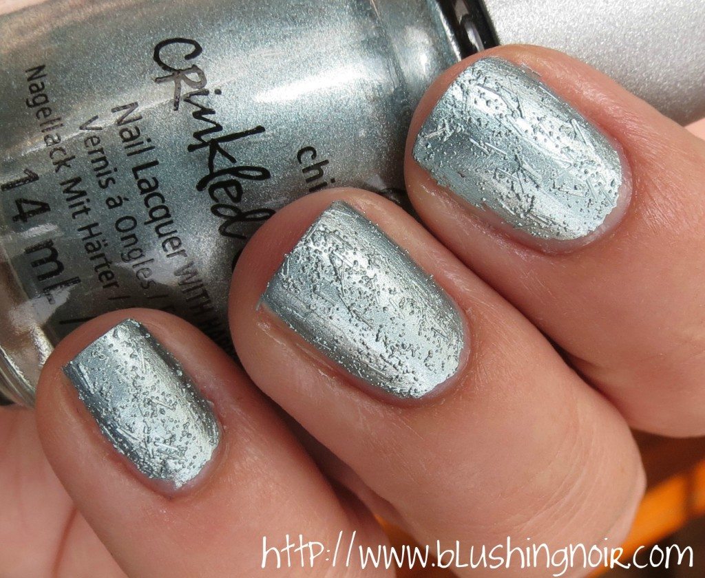 China Glaze Don't Be Foiled Nail Polish Swatches 3