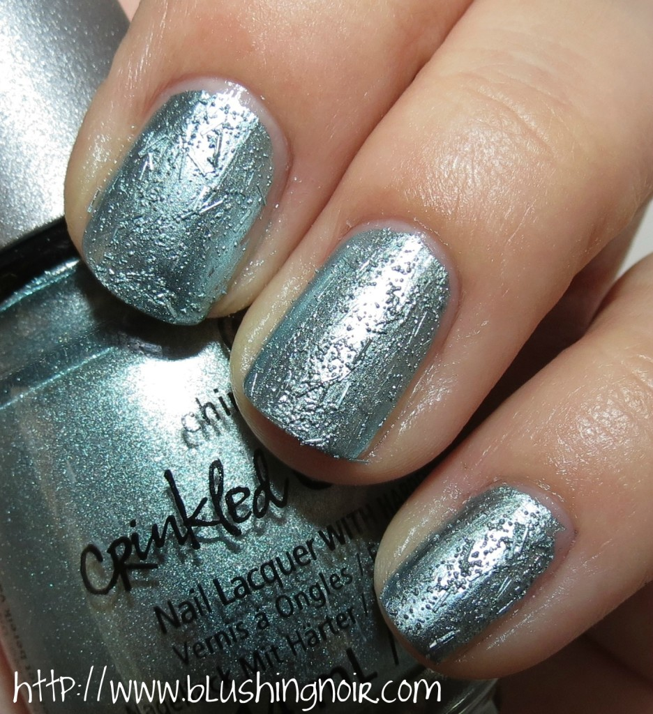 China Glaze Don't Be Foiled Nail Polish Swatches