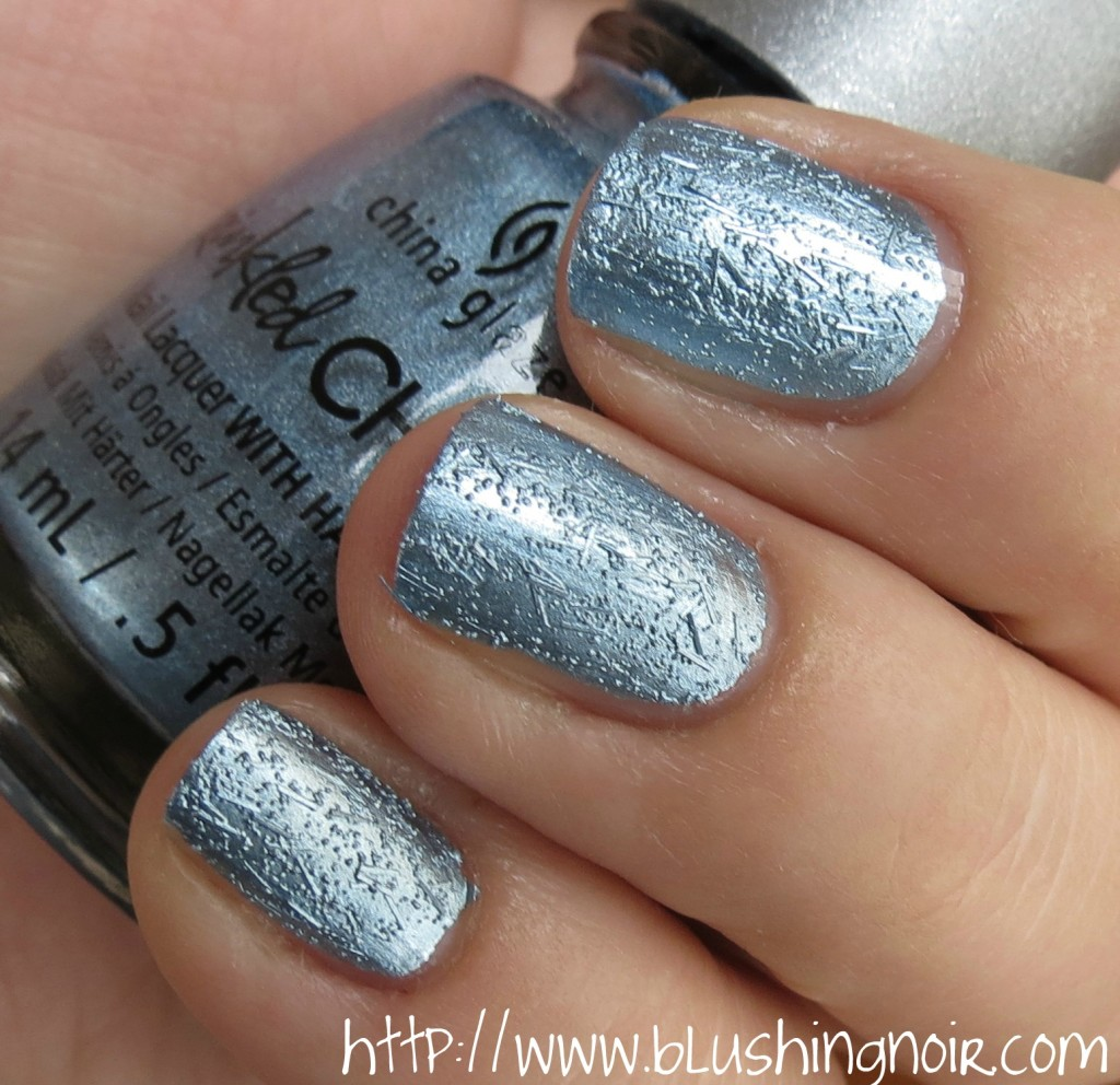 China Glaze Iron Out The Details Nail Polish Swatches 2