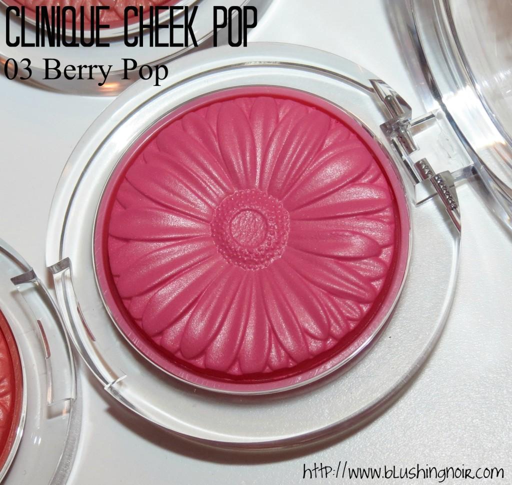 Clinique Cheek Pop 03 Berry Pop