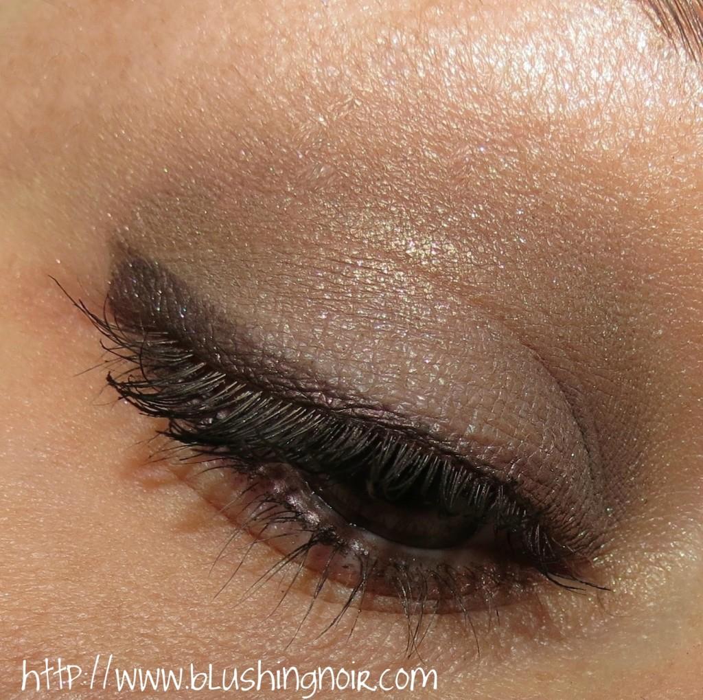 Dior 761 MIRAGE Diorshow Fusion Mono Matte Eyeshadow EOTD