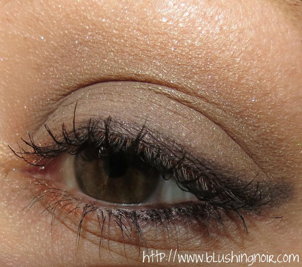Dior 761 MIRAGE Diorshow Fusion Mono Matte Eyeshadow EOTD 2