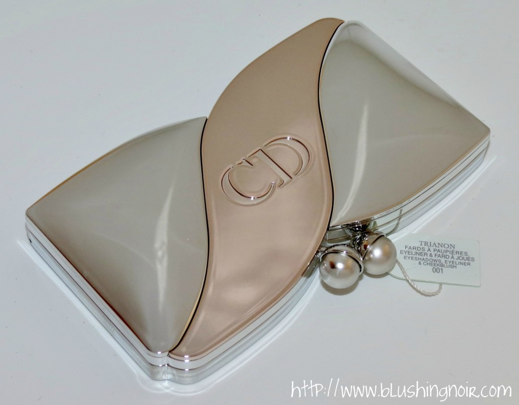 Dior Trianon 001 FAVORITE Makeup Palette clutch case