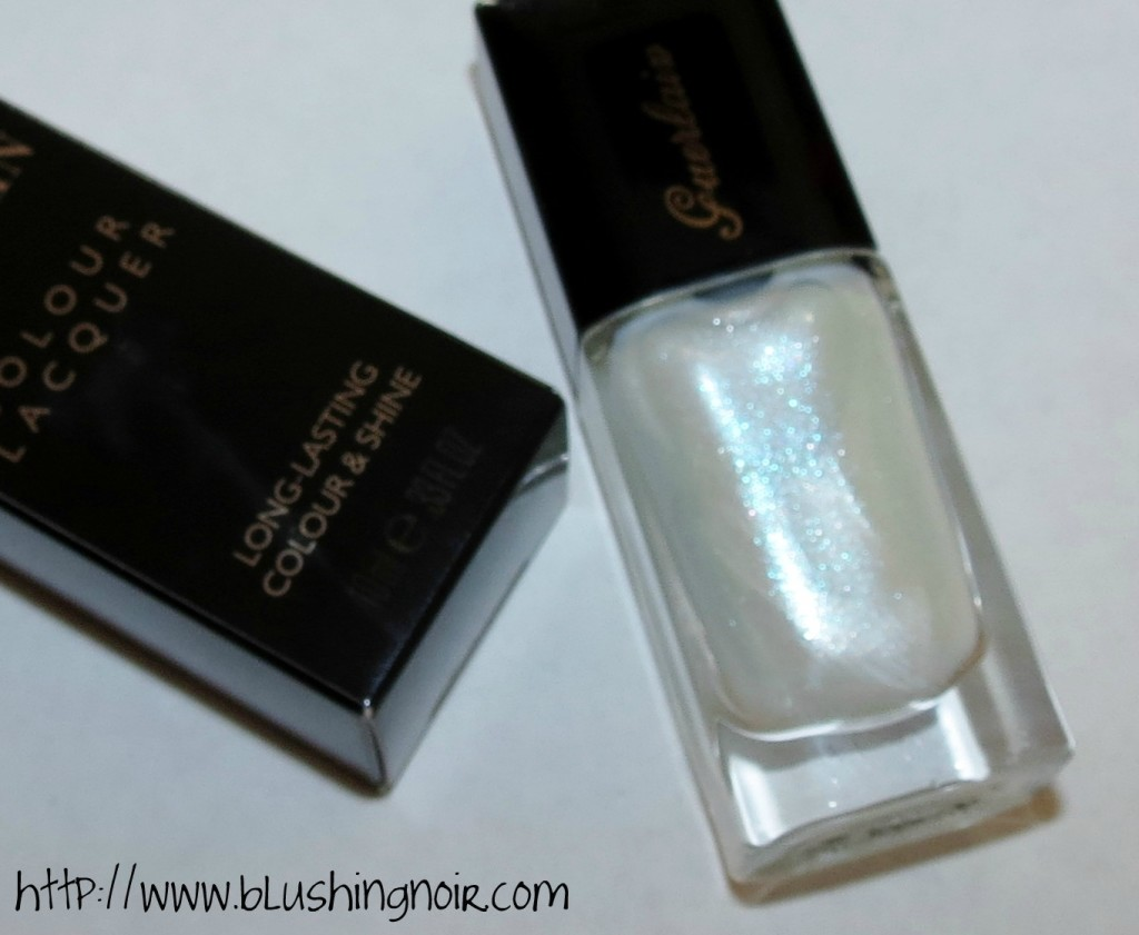 Guerlain Star Dust Nail Lacquer blurred