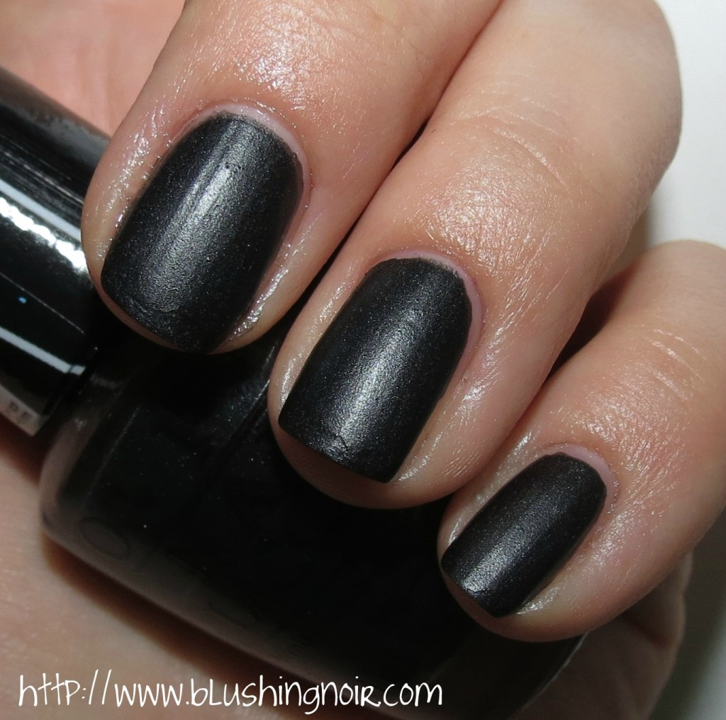 Gwen Stefani by OPI 4 In the Morning Nail Polish Swatches