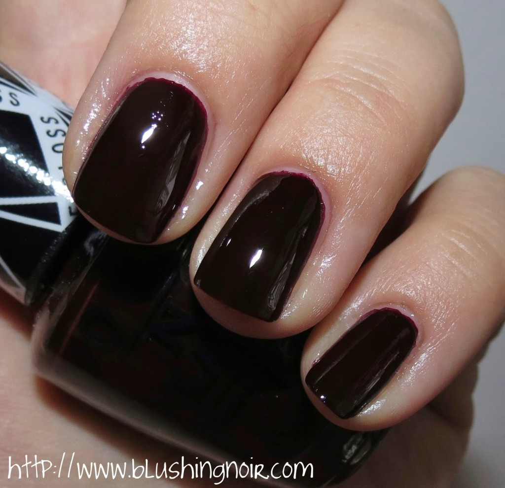 Gwen Stefani by OPI I Sing in Color Nail Polish Swatches