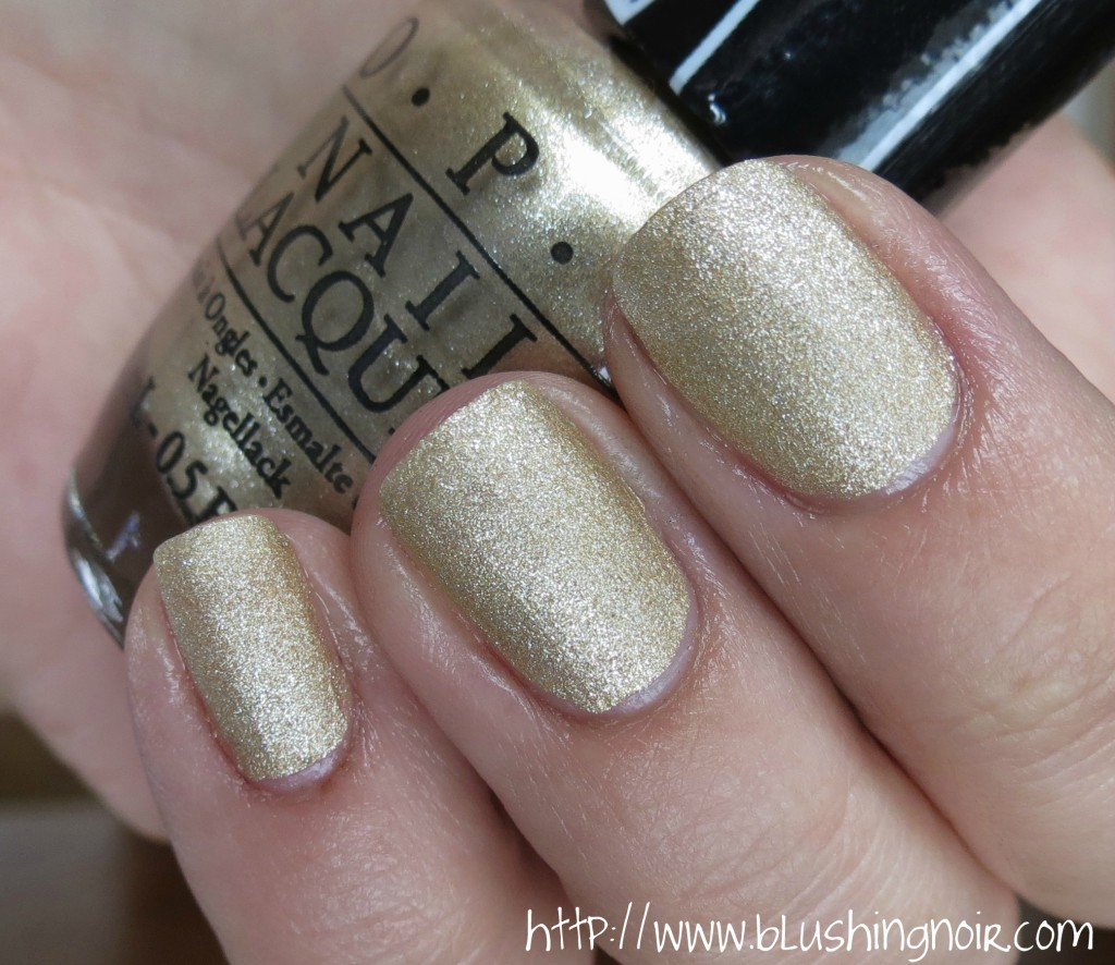 Gwen Stefani by OPI Love Angel Music Baby Nail Polish Swatches 2