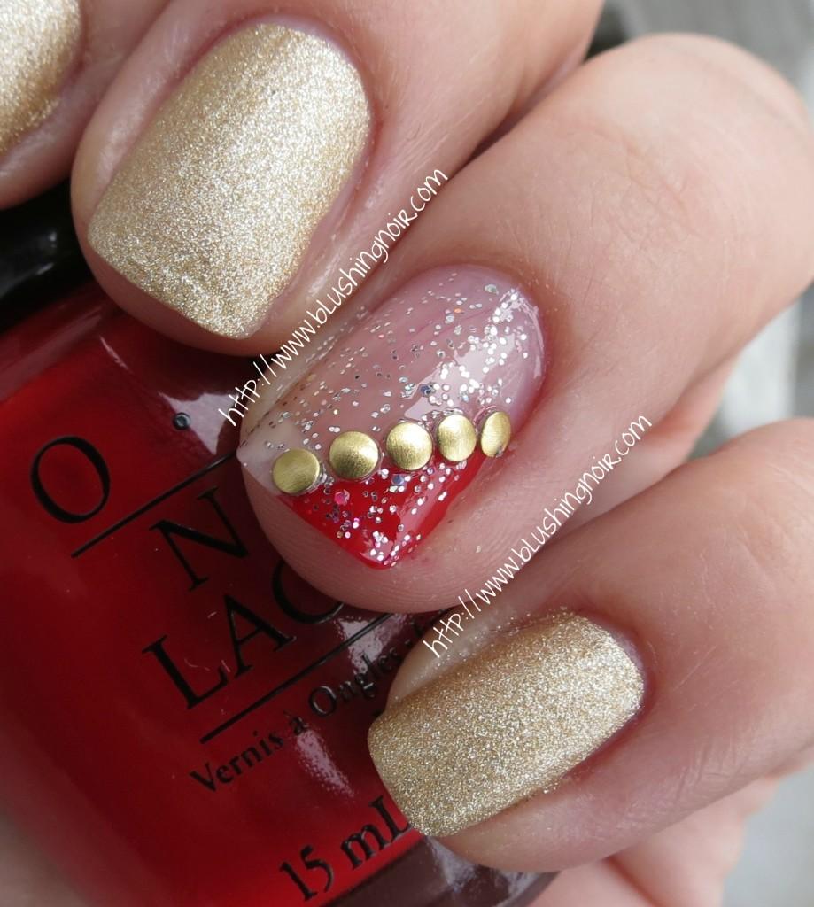 Gwen Stefani by OPI Nail Polish Swatches #nailart 2