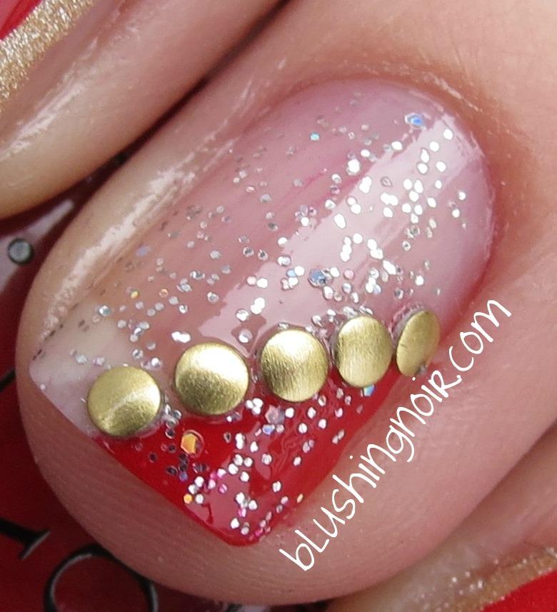 Gwen Stefani by OPI Nail Polish Swatches #nailart 3
