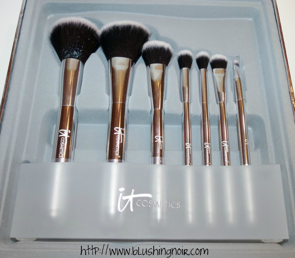 IT Cosmetics Heavenly Luxe™ 7 Piece Brush Collection