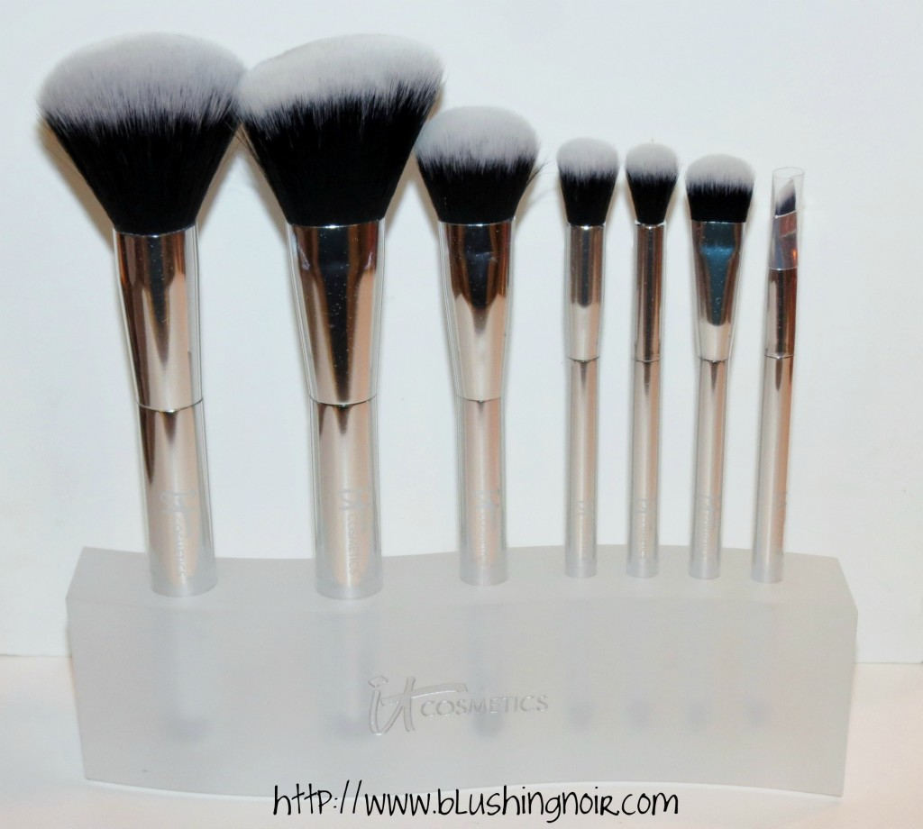 IT Cosmetics Heavenly Luxe™ 7 Piece Brush Collection 2