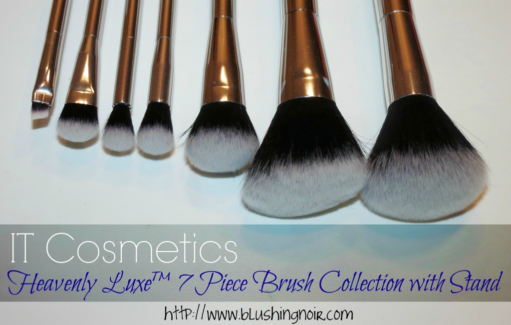 IT Cosmetics Heavenly Luxe™ 7 Piece Brush Collection 4