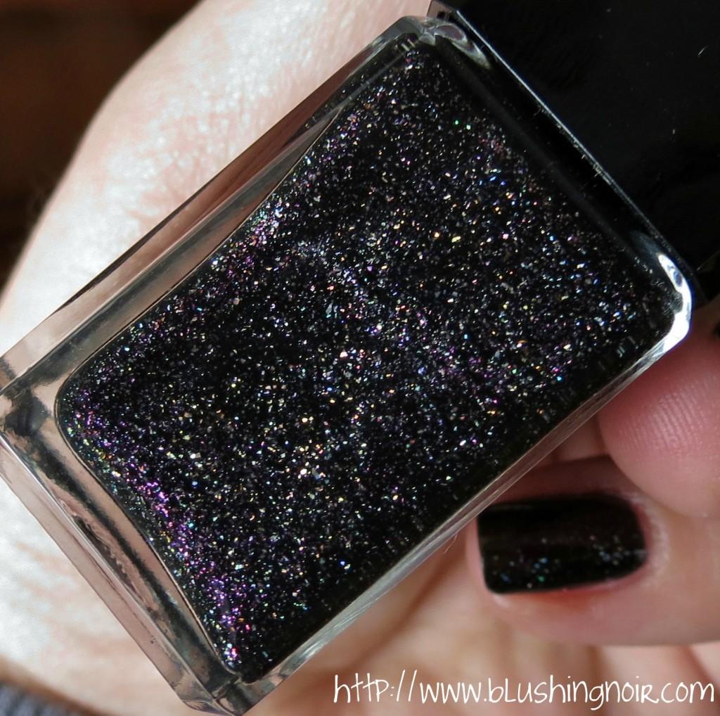 Jin Soon Obsidian Nail Lacquer macro