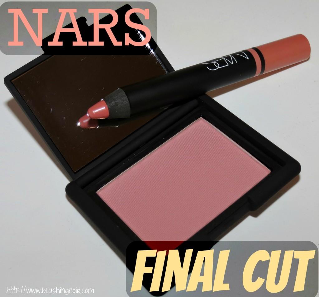 NARS Love Blush Descanso Satin Lip Pencil Swatches Review Final Cut