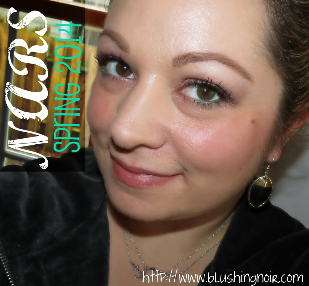 NARS Spring 2013 FOTD Review
