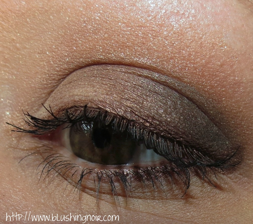NARS The NARSissist Eye Palette look 1