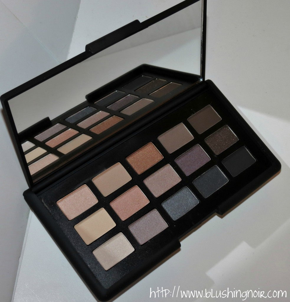 NARS The NARSissist Eye Palette review