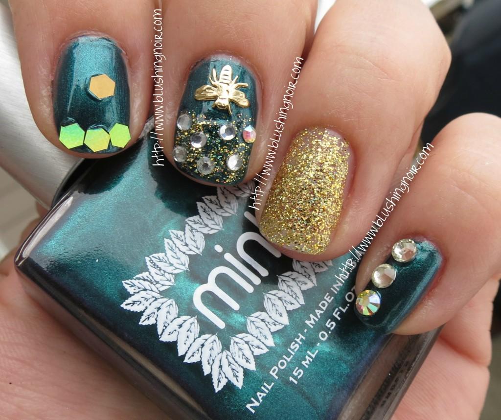 Nail Art Society Nail Look 3