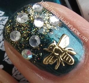 Nail Art Society close up