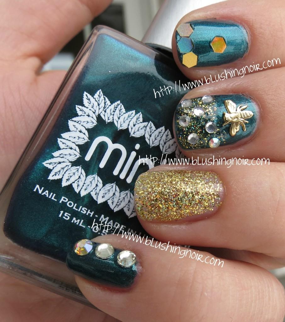 Nail Art Society nail look