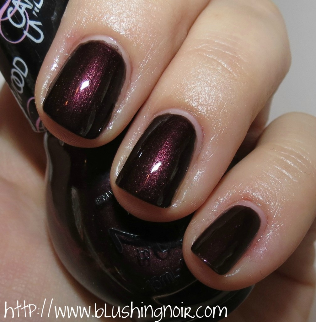 Nicole by OPI Backstage Pass Nail Polish Swatches