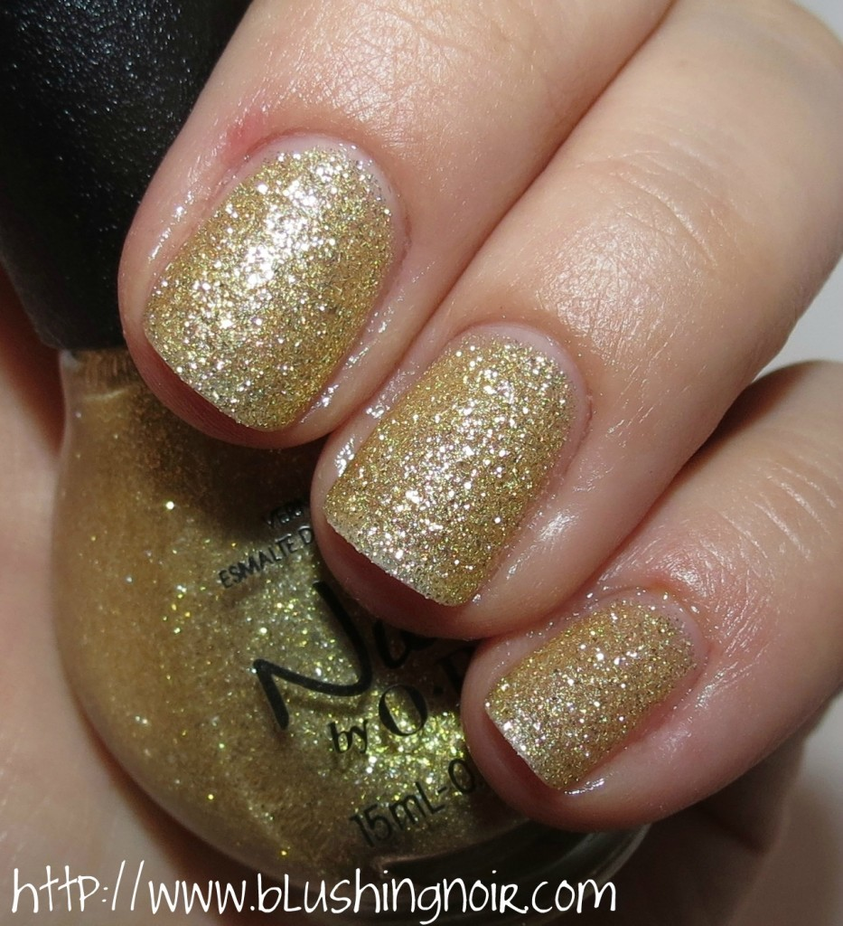 Nicole by OPI Carried Away Nail Polish Swatches & Review
