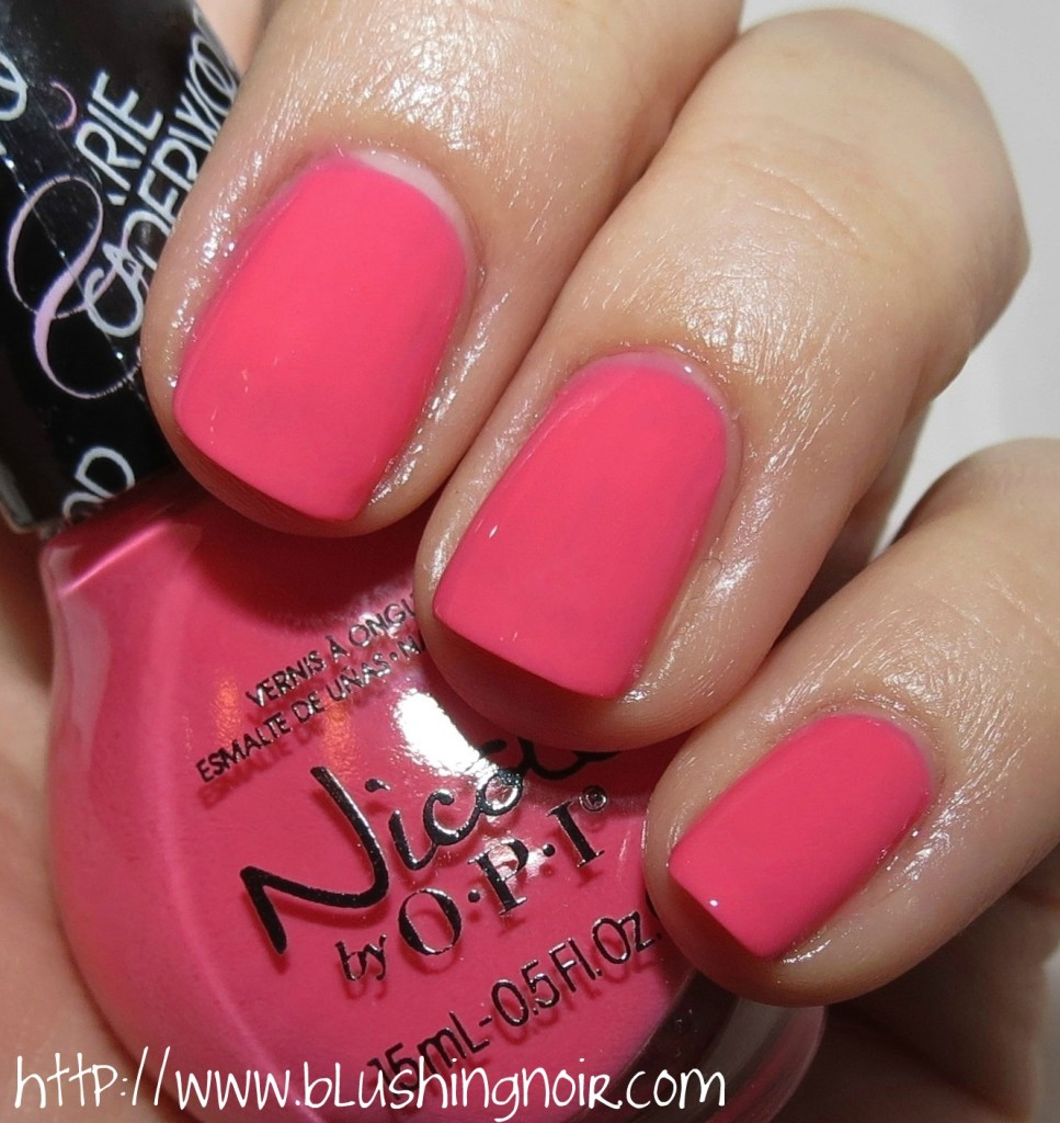 Nicole by OPI Color Me Country Nail Polish Swatches