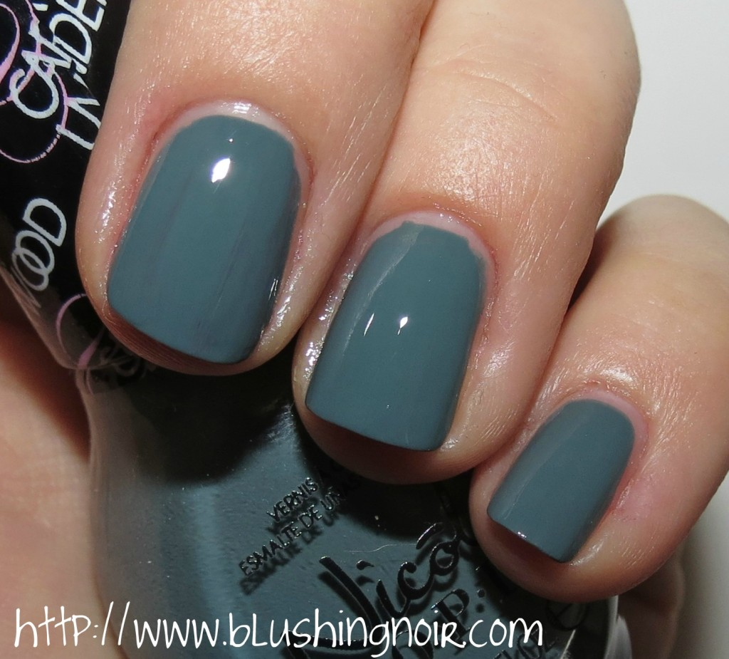 Nicole by OPI Goodbye Shoes Nail Polish Swatches