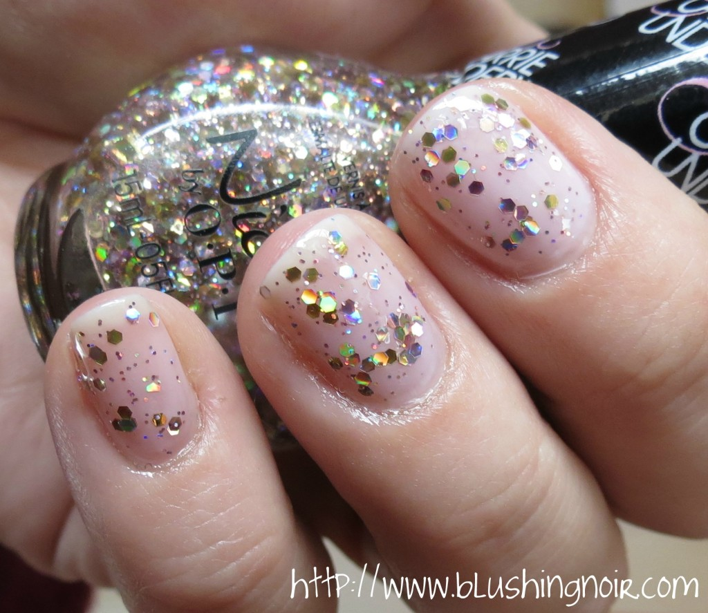 Nicole by OPI Lips Are Dripping Honey Nail Polish Swatches 2