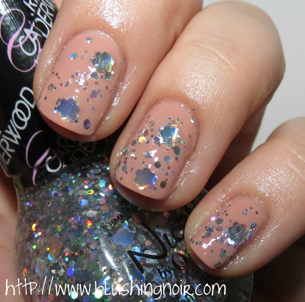 Nicole by OPI Party Bus Nail Polish Swatches