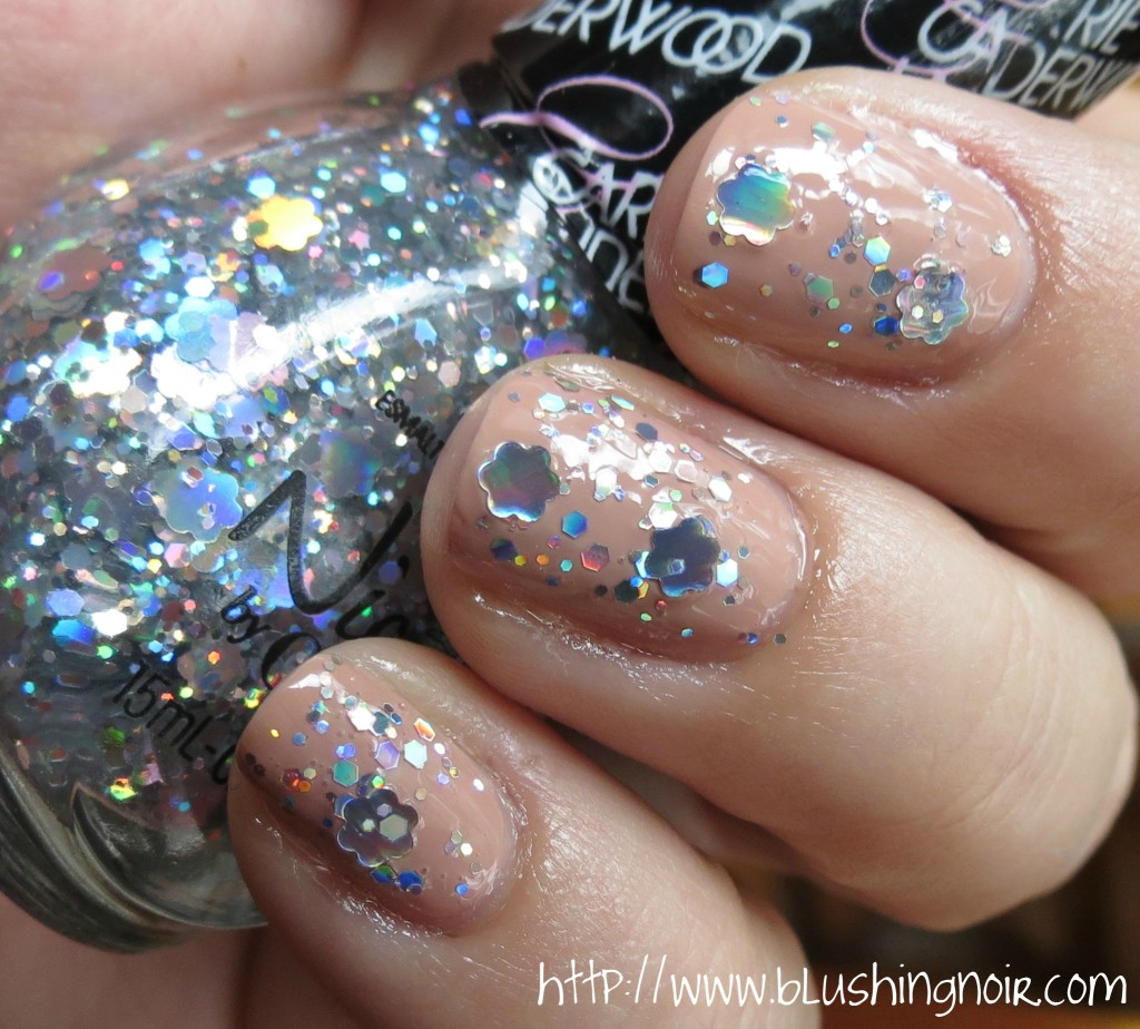 Nicole by OPI Party Bus Nail Polish Swatches 2