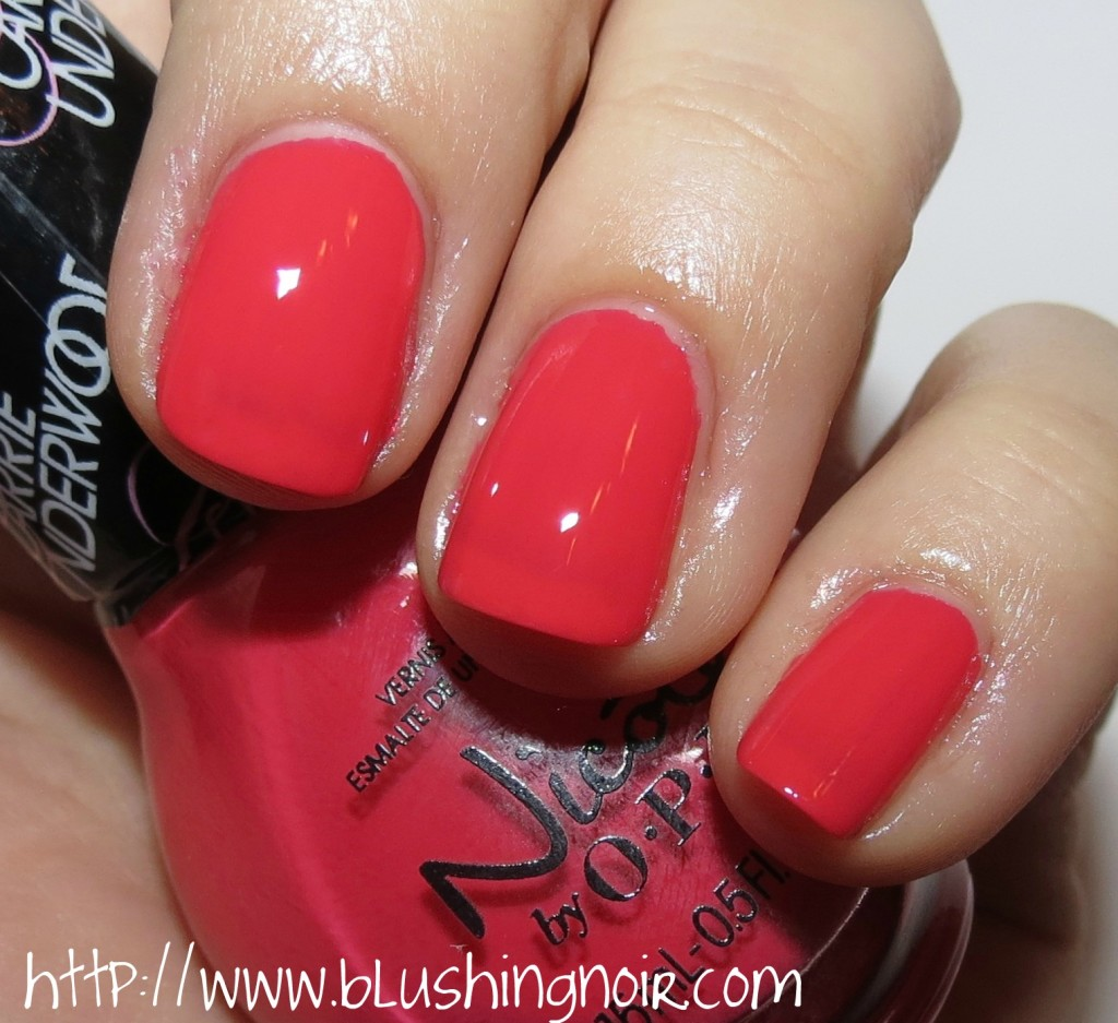 Nicole by OPI Some Hearts Nicole by OPI Swatches & Review