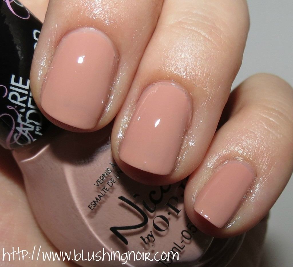 Nicole by OPI Southern Charm Nail Polish Swatches