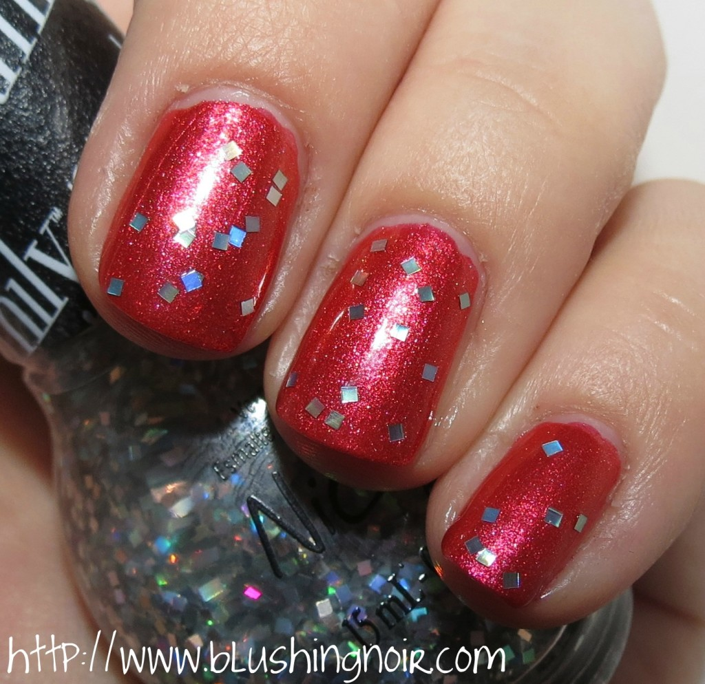 Nicole by OPI Spark the Conversation Nail Polish Swatches