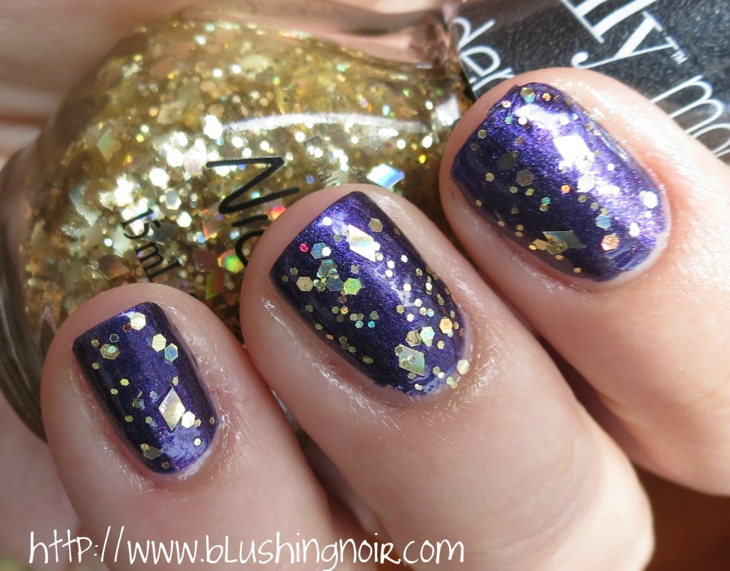Nicole by OPI You're My Treasure 2 Nail Polish swatches