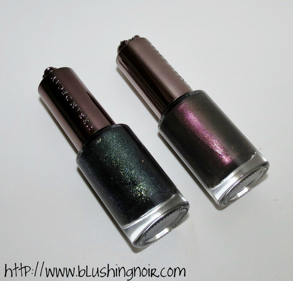 Urban Decay Nail Polish bottles