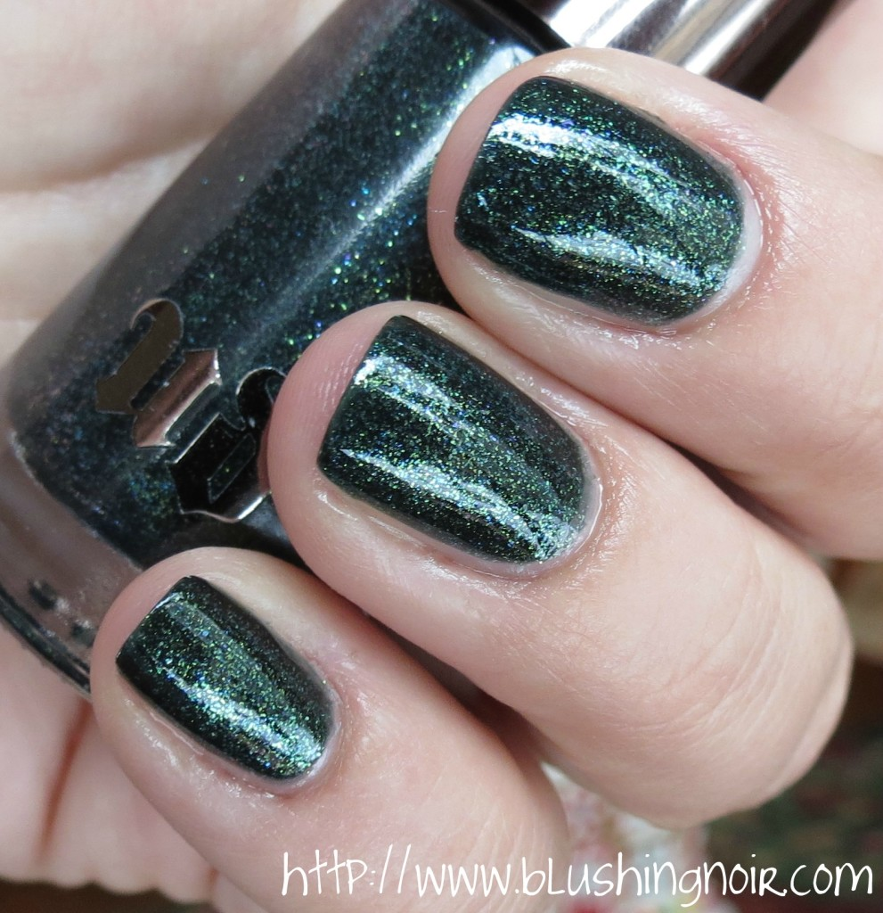 Urban Decay Zodiac Nail Polish Swatches 2