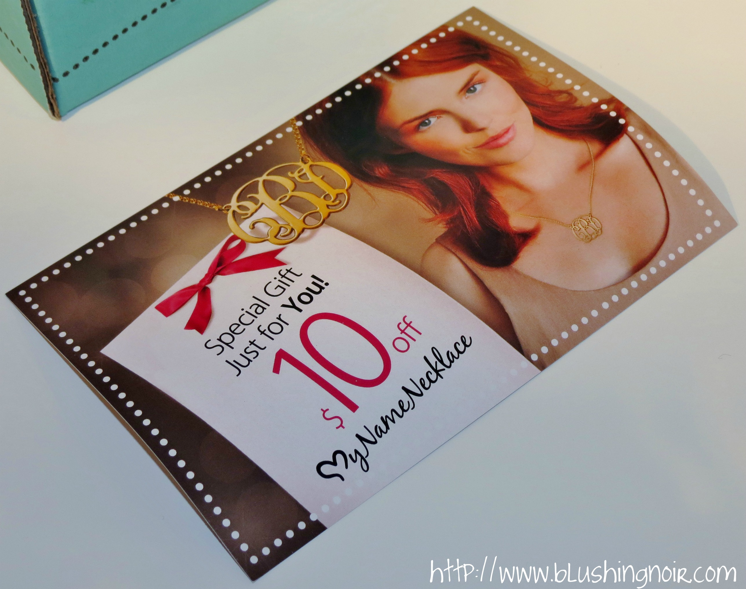 Coupons for get name necklace