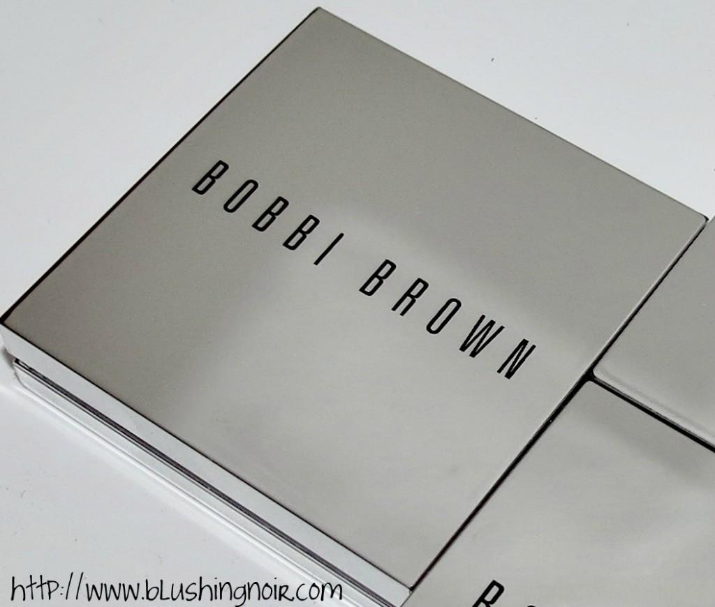 Bobbi Brown Crystal Nude Glow Eyeshadow Palette case