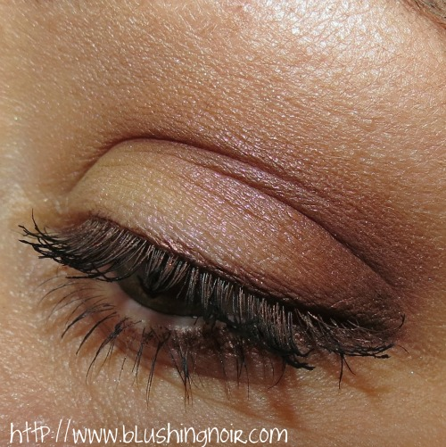 Clinique BLACK HONEY All About Shadow Eyeshadow Single EOTD