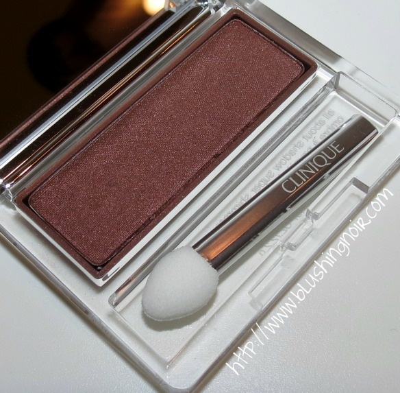 Clinique BLACK HONEY All About Shadow Eyeshadow Single Review