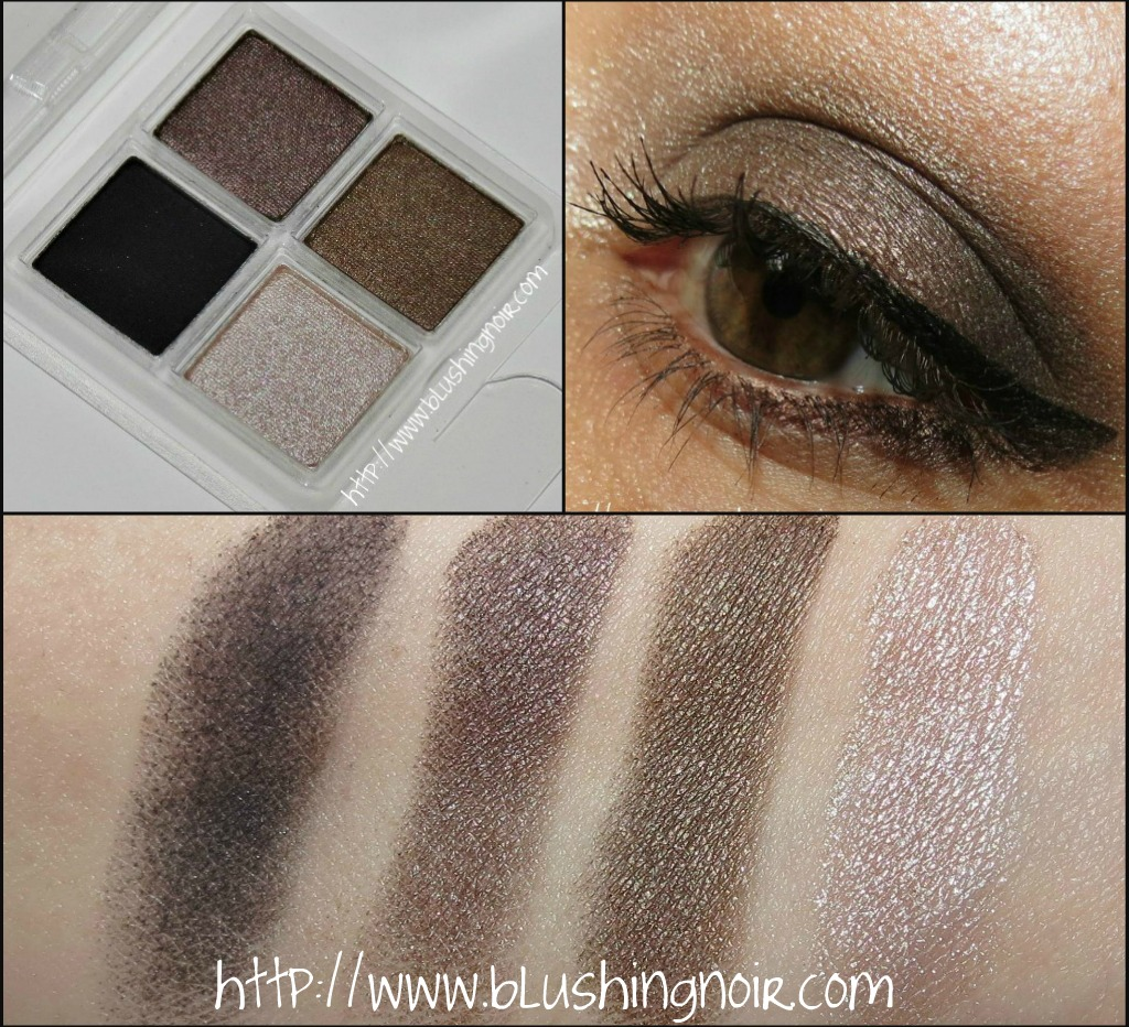Coastal Scents Revealed Palette Swatches Eye Look