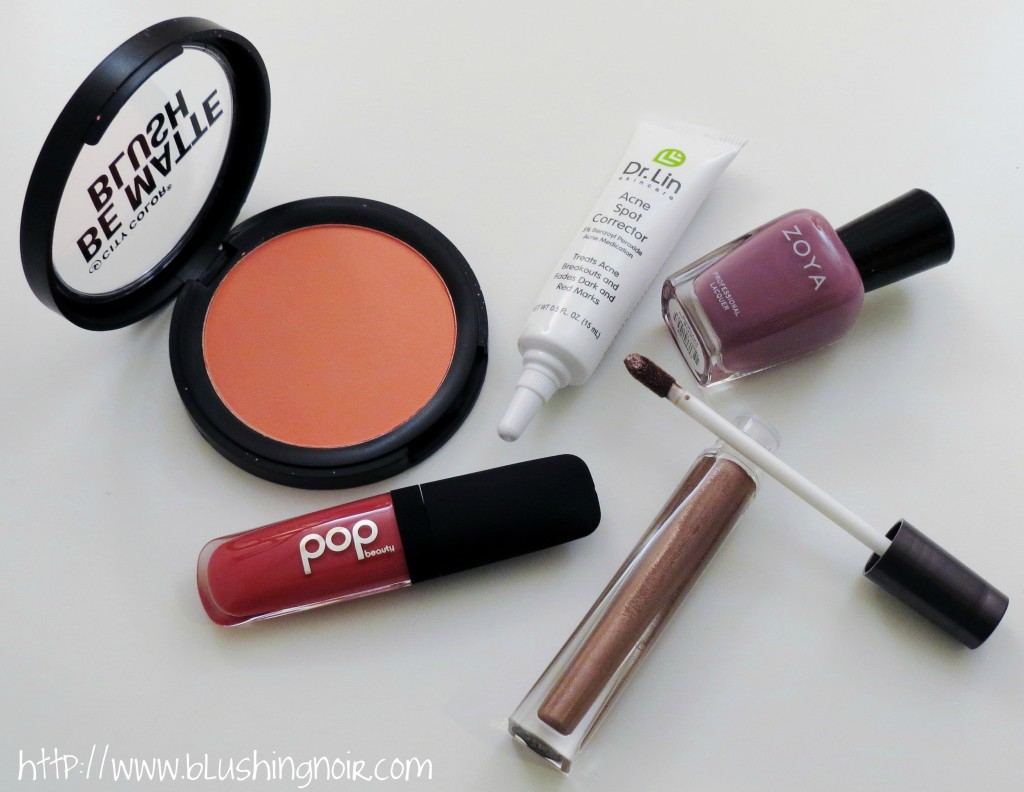 February 2014 ipsy GLAM BAG review