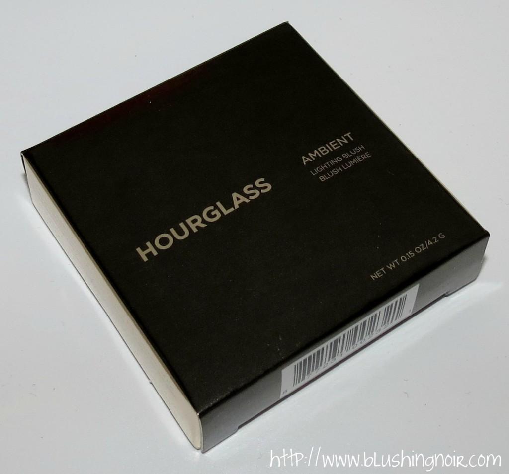 Hourglass LUMINOUS FLUSH Ambient Lighting Blush box